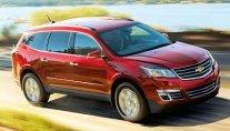 Chevrolet Traverse Crossover SUV