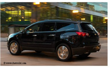 Chevrolet Traverse Crossver