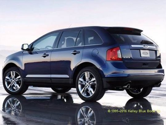 Ford Edge Sport Crossover SUV