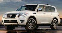 Nissan Armada Crossover SUV