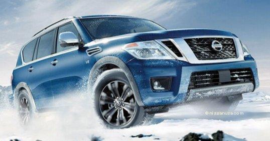 Nissan Armada Crossover
