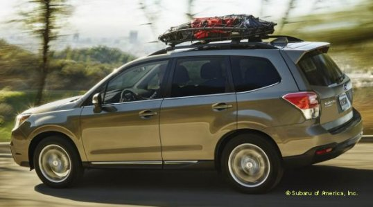 Subaru Forester Crossover