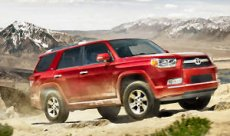Toyota 4Runner Crossover