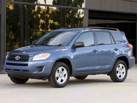 Toyota RAV4 Crossover SUV