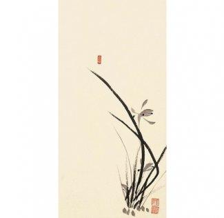 Iris, 1979, 80 x 40 cm