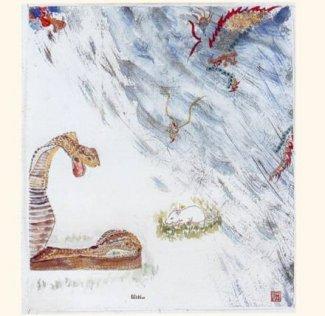 Apocalypse Universal, 2001, 81 x 71cm