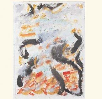 Fire I, 2001, 95 x 65 cm