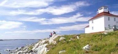 Marine Drive - Nova Scotia