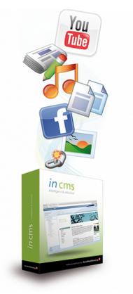 Schachtel inCMS-Box
