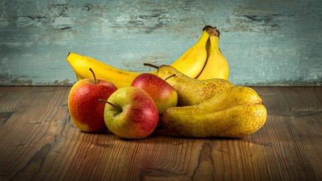 ausgewogene Ernährung im Alter - Früchte