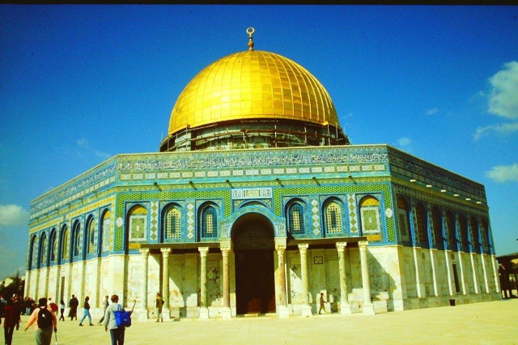 Felsendom - Al Aqsa Moschee in Jerusalem