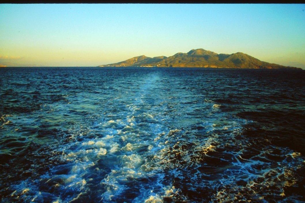 Unterwegs nach Zypern...