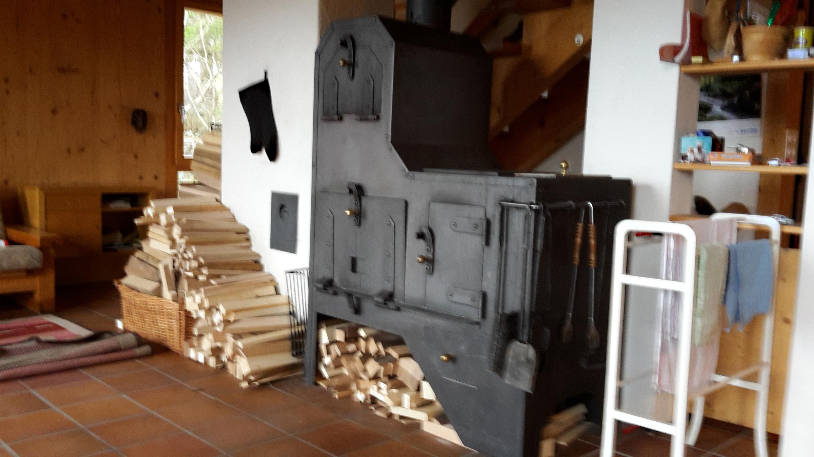 Holzofen