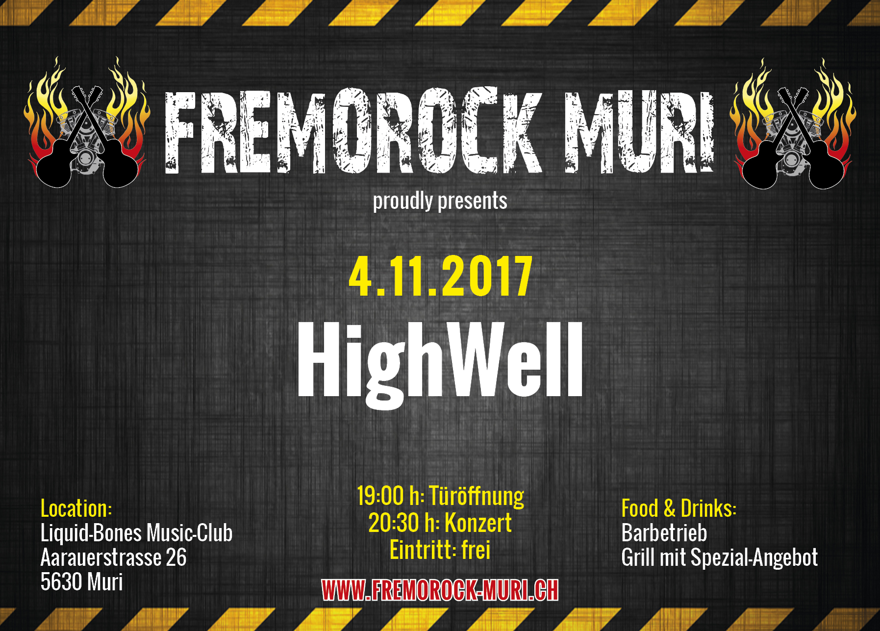 Flyer Fremorock 2017 - HighWell