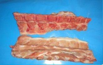 Schweine Kotelettknochen
