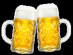 Bier anstoßen