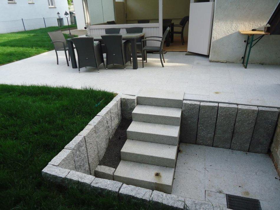 Gartenbau Stuttgart gabionen und treppen vom gartenbau experten in stuttgart
