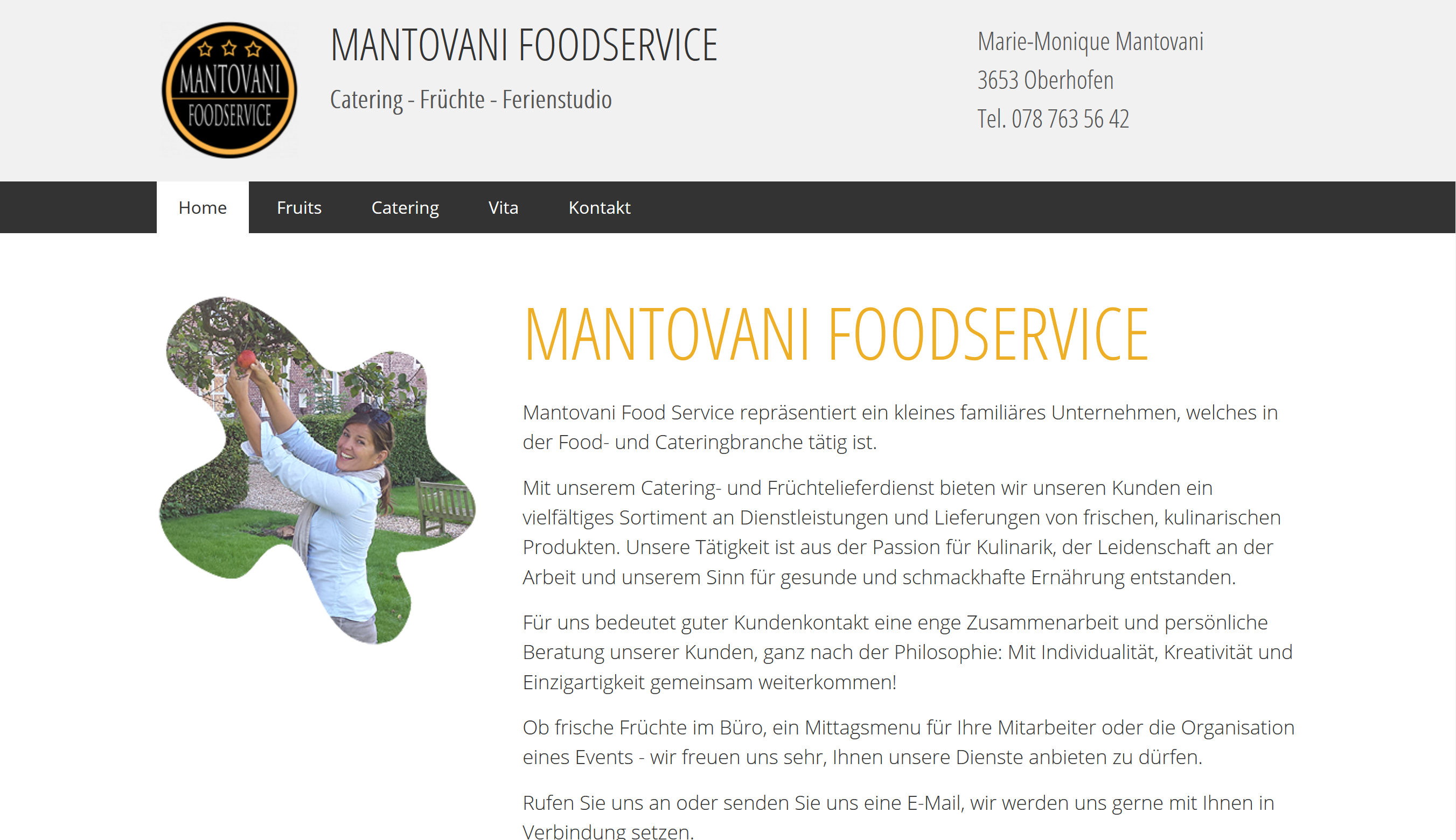 Mantovani Catering Thun