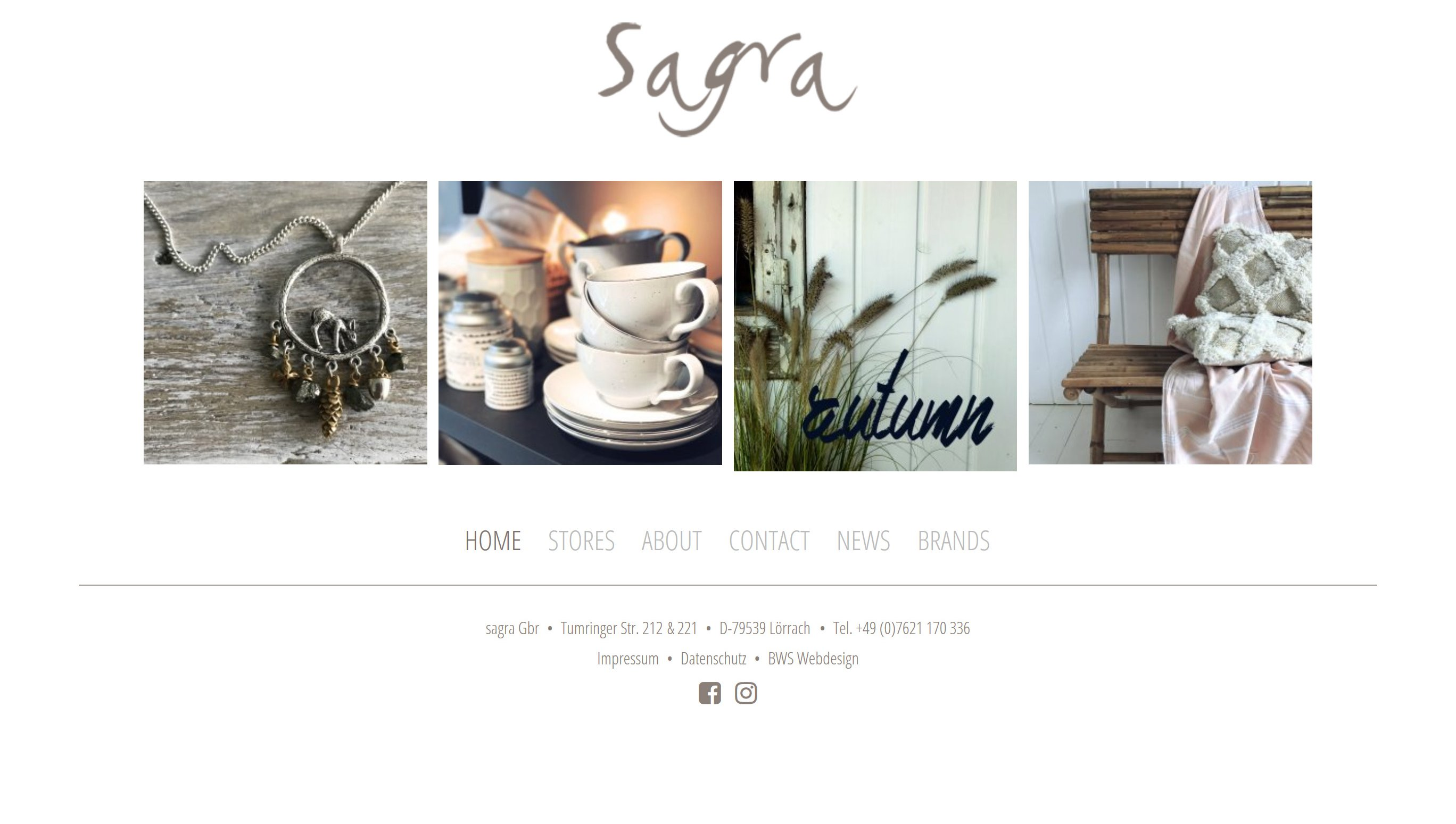 Sagra Store Lörrach