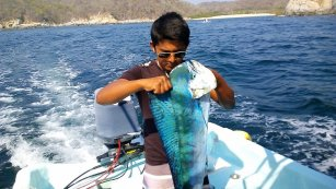 Fishing Huatulco Cost of Trip