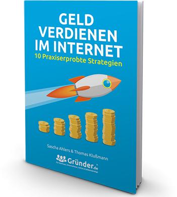 Online Geld verdienen kostenloses Buch