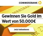 Gold gewinnen Gewinnspiel kostenlos