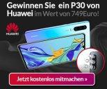 Huawei P30 gewinnen Gewinnspiel
