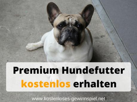 Hundefutter gratis bekommen