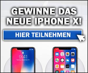 Jetzt Iphone X gewinnen