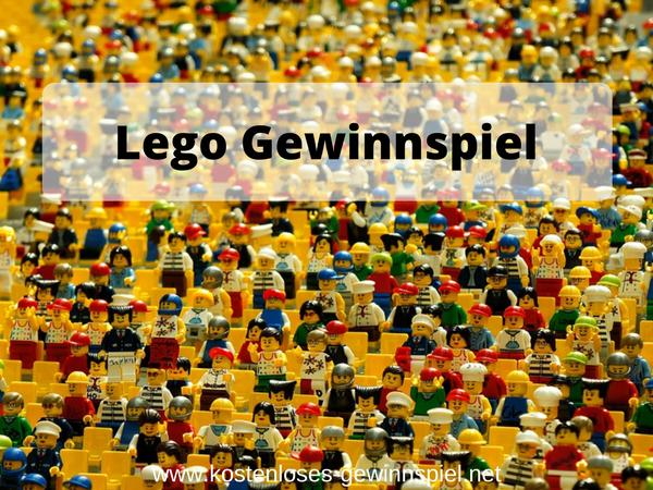Lego Gewinnspiel zum Lego gewinnen