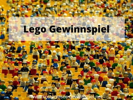 Lego gewinnen