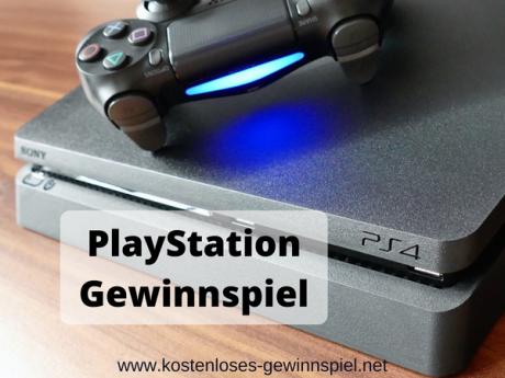 PS4 gewinnen