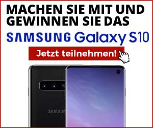Samsung S10 kostenlos gewinnen