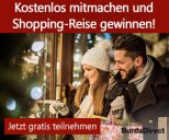 Shopping Reise kostenlos gewinnen