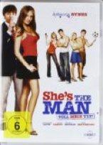 Teenager Liebesfilme - She´s the man