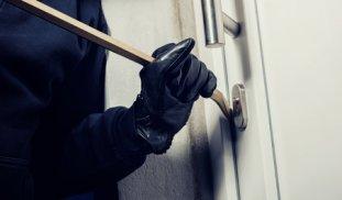 schutz vor den einbrechern
