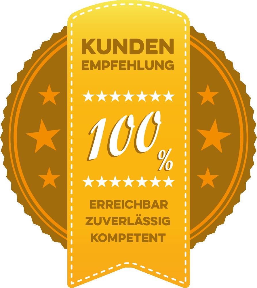 Kunden empfehlen den Münchner Klempner Notdienst