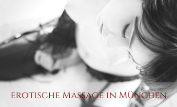 Massage mit Happy End in München