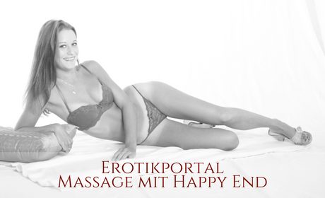 Erotische Massage mit Happy End
