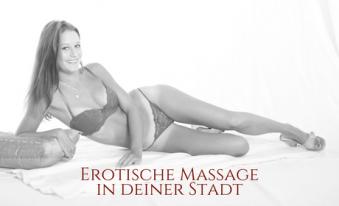 Erotische Massage in deiner Stadt