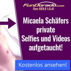 Micaela Schäfer Selfie und Video