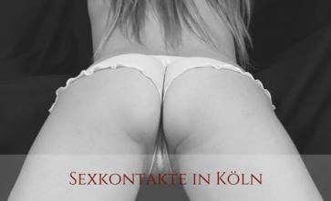 Überblick über Sexkontakte in Köln