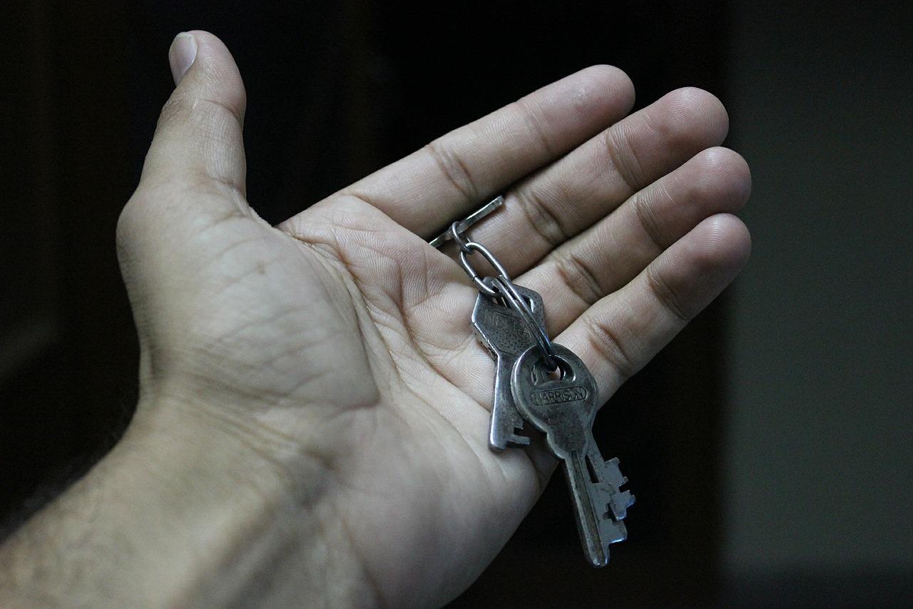 Schlüssel Experten im Einsatz