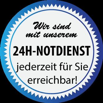 24h Notdienst in Freiburg