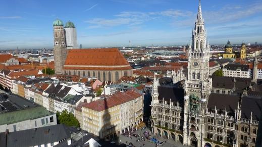 München Stadtbild Heimatort Kammerjäger