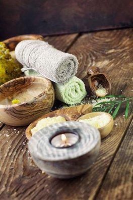Ajurveda Öl Massage