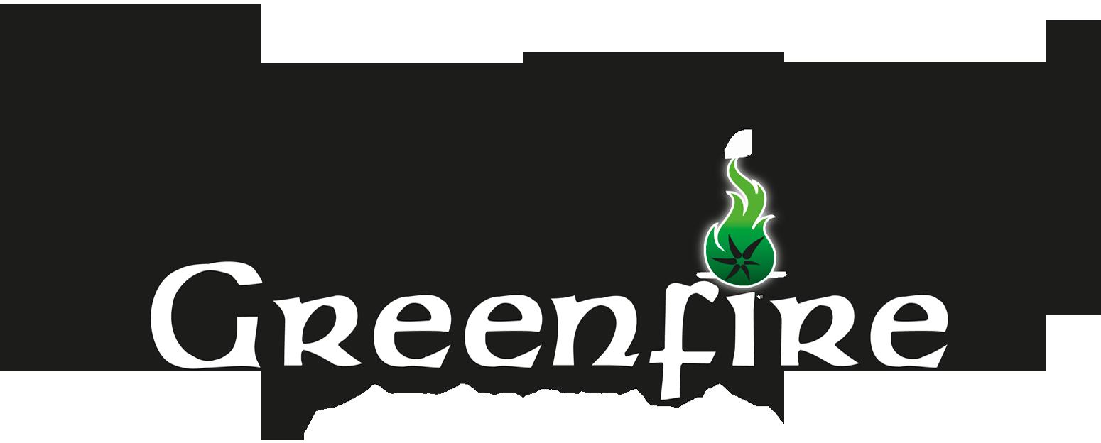 Logo Greenfire - burning since 1999