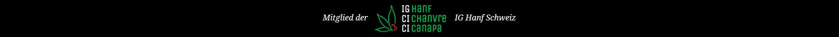 Mitglied er IG Hanf Schweiz
