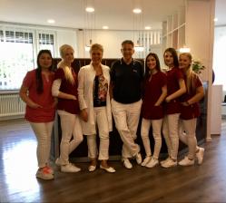 Team der Frauenarztpraxis Dortmund