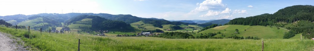 Aussicht 2018 Welschensteinach